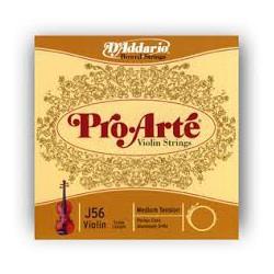 D`Addario Pro Arté Viola set