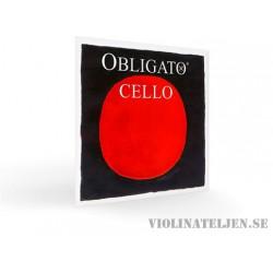 Pirastro Obligato Cello set