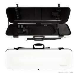 "Violinetui koffert Gewa ""Air 1.7"" kolfiber vit"