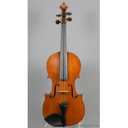 Violin med etikett: Roussel Bernadel 1838