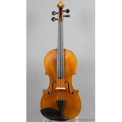 Violin med etikett Franz Ruppert