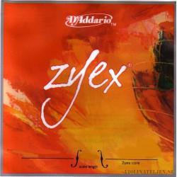 D`Addario Zyex (perlon) Viola Set