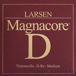 Larsen Cello D Magnacore