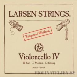 Larsen Cello C Wolfram