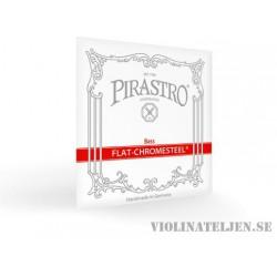 Pirastro Flat-chrom Bas E