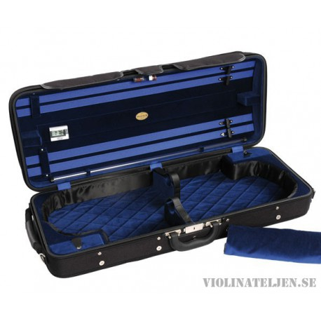 Dubbeletui violin koffert Wicona 3030 CS - Livstids garanti!