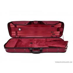 Violinetui koffert Leonardo lyx