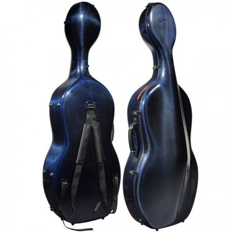 Celloetui Musilia carbon 2,4 kg