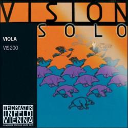 Thomastik Vision Solo Viola set