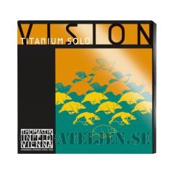 Thomastik Vision Titanium Solo Violin E
