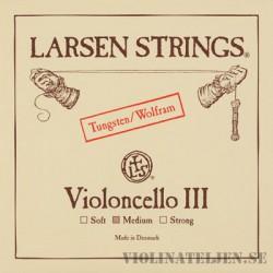 Larsen Cello  G Wolfram