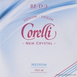 Corelli Crystal Violin  D