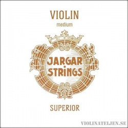 Jargar Superior Violin G silver