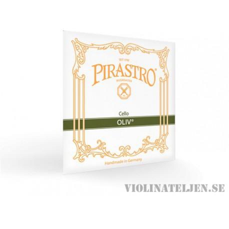 Pirastro Oliv Cello Set