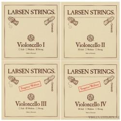 Larsen Cello set