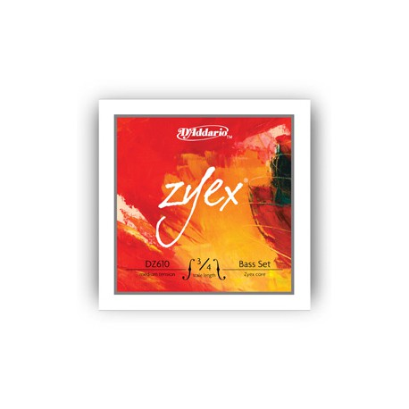 D`Addario Zyex (perlon) Bas Set 3/4