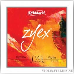 D`Addario Zyex Violin E