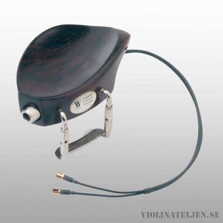 Mikrofon Wilson för Violin V2 med hakhållare