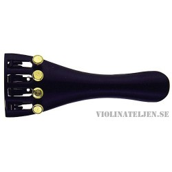 Stränghållare Violin Wittner guldskruvar