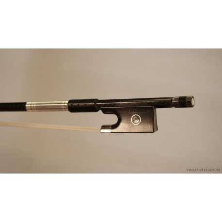 Violinstråke kolfiber. F. D. Carbone väv