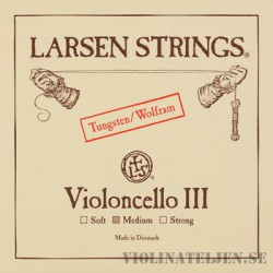 Larsen Cello G Wolfram