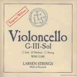 Larsen Cello G Wolfram Wirecore