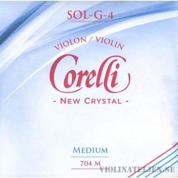 Corelli Crystal Violin G