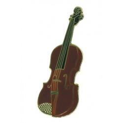 Rockslagsnål violin