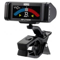 Stämapparat Korg AW-LT100M ultraliten kromatisk. Även metronom.