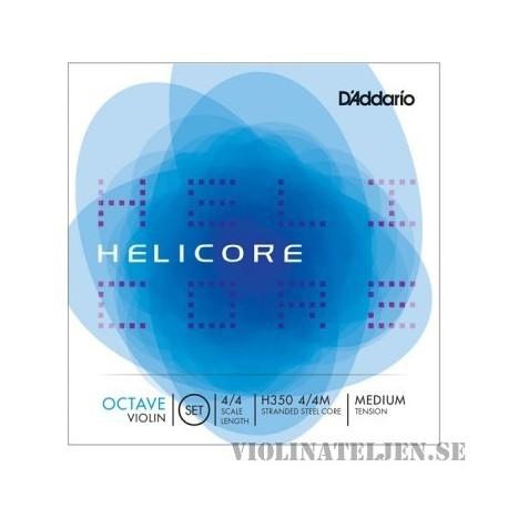 D`Addario Helicore Oktavviolin set