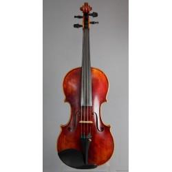 Violin byggd av Jens Bergholm 2001