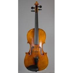 Fransk violin med etikett GAND...