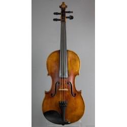 Violin med etikett Vuillaume