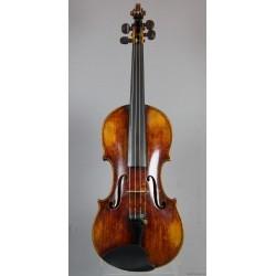 Violin med etikett: Marcus Antonius Cerin 1798