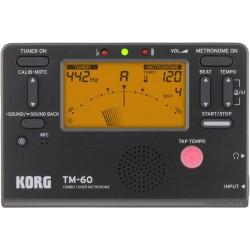 Stämapparat/Metronom Korg TM-60