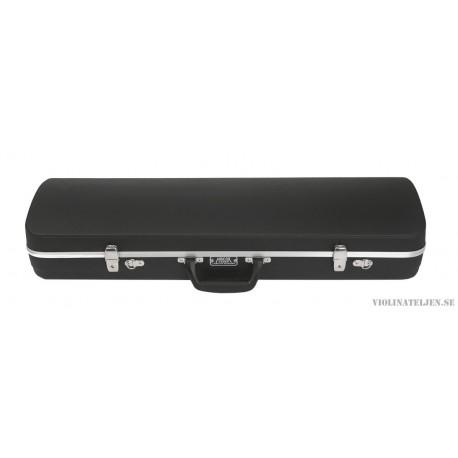 Violinetui Hiscox koffert svart