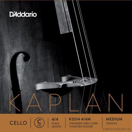 D´Addario Kaplan Solutions C Wolframspunnen Cello