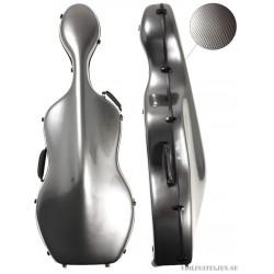 Celloetui silver