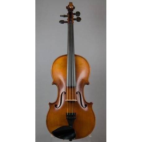 Fransk violin med etikett: Marc Laberte mirecourt No. 3532