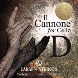 Larsen Il Cannone Cello D Gold