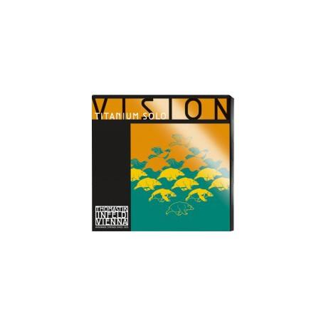 Thomastik Vision Titanium Violin set