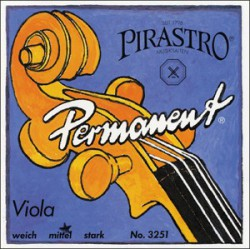 Pirastro Permanent Viola set